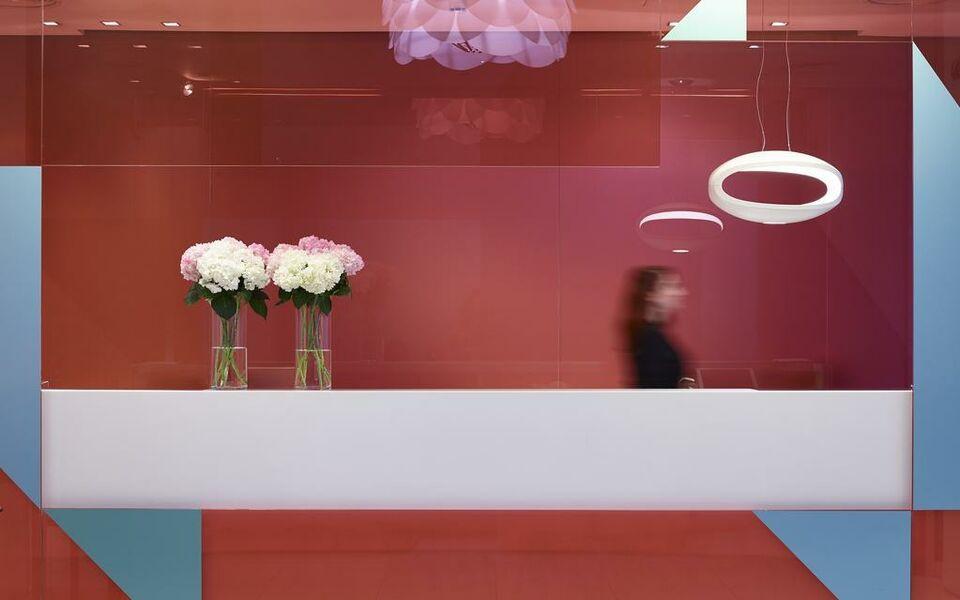 Hotel fresh athen griechenland for Griechenland designhotel