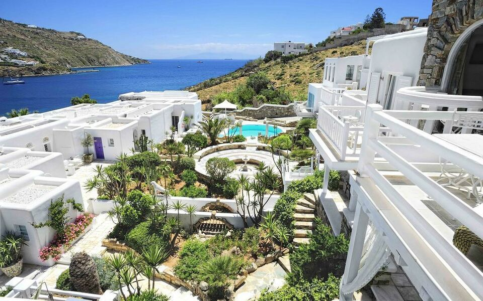 Kivotos Luxury Boutique Hotel, Mykonos, Ornos (2)