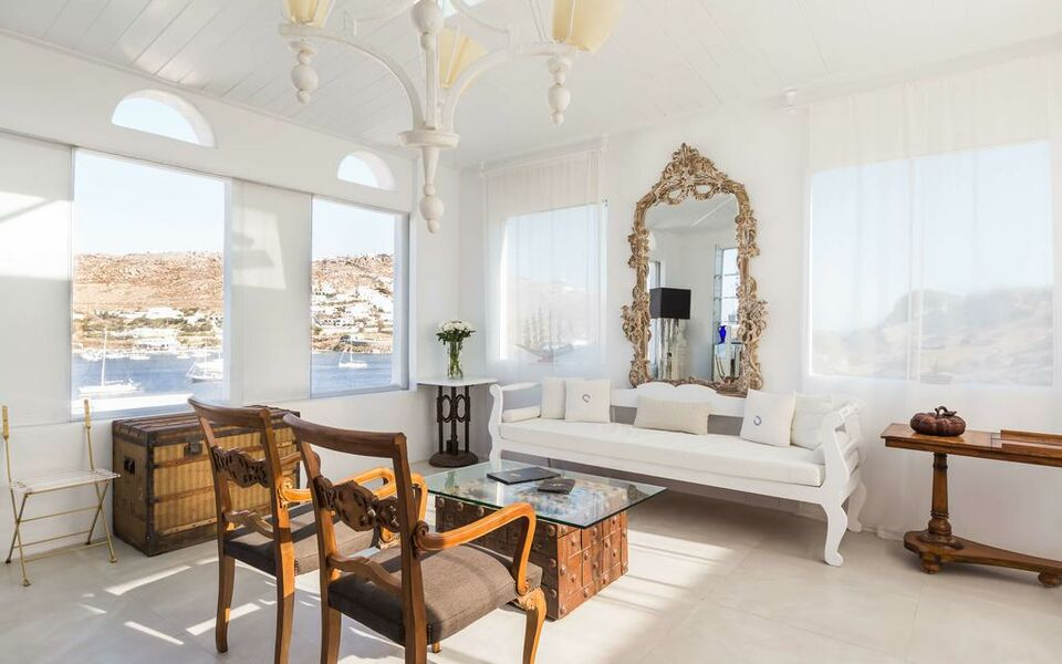 Kivotos Luxury Boutique Hotel, Mykonos, Ornos (4)