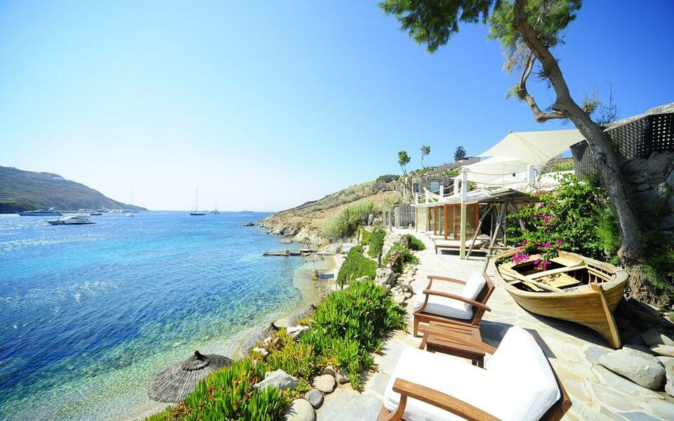 Kivotos Luxury Boutique Hotel, Mykonos, Ornos (7)