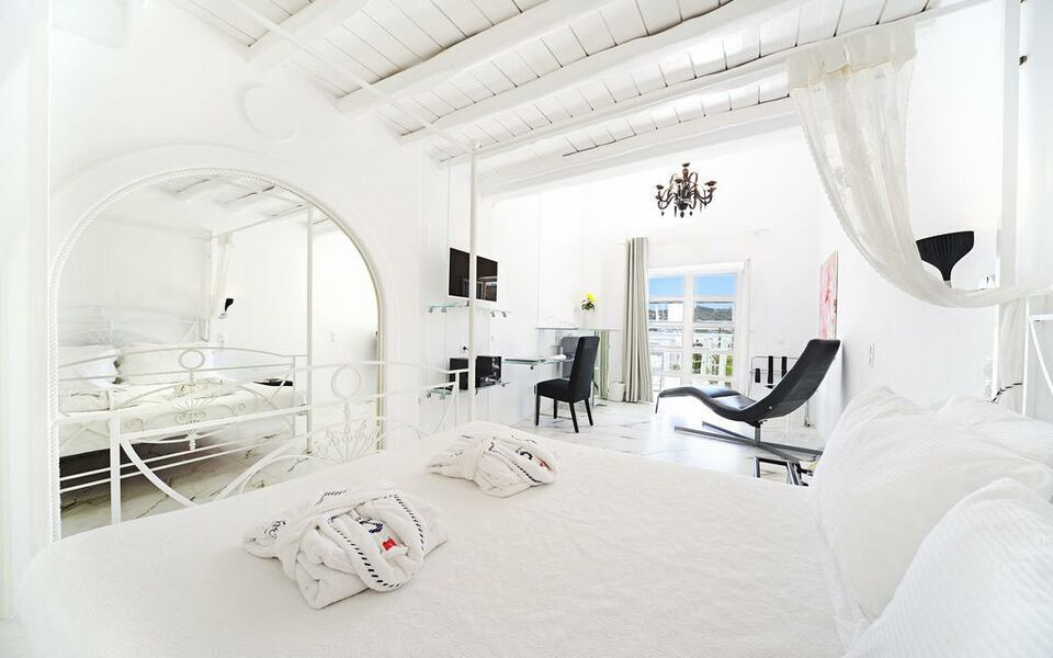 Kivotos Luxury Boutique Hotel, Mykonos, Ornos (8)