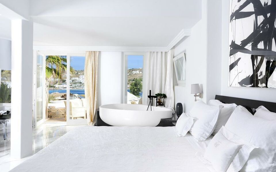 Kivotos Luxury Boutique Hotel, Mykonos, Ornos (10)