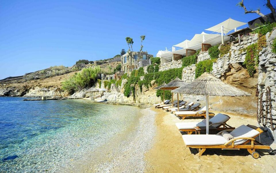 Kivotos Luxury Boutique Hotel, Mykonos, Ornos (11)