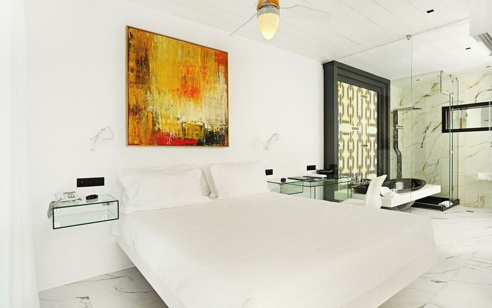 Kivotos Luxury Boutique Hotel, Mykonos, Ornos (12)