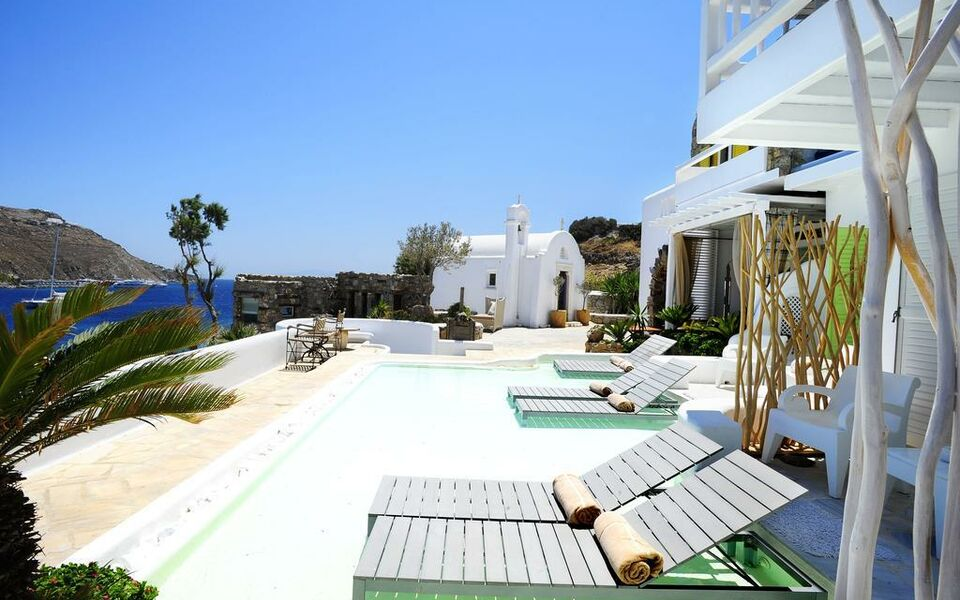 Kivotos Luxury Boutique Hotel, Mykonos, Ornos (13)