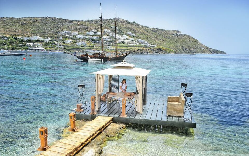 Kivotos Luxury Boutique Hotel, Mykonos, Ornos (16)