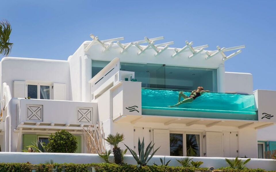 Kivotos Luxury Boutique Hotel, Mykonos, Ornos (17)