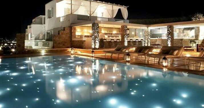 Bill & Coo Suites And Lounge, Mýkonos City (1)