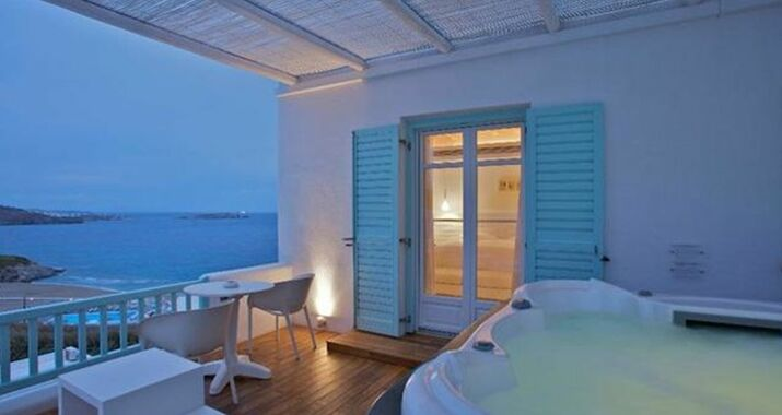 Bill & Coo Suites And Lounge, Mýkonos City (5)