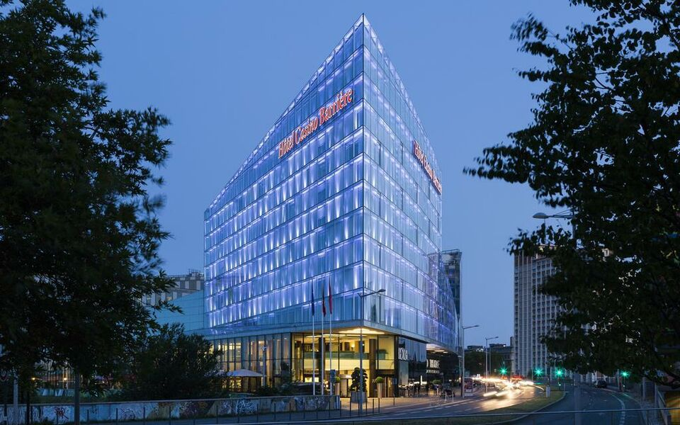 Hotel  Etoiles Lille