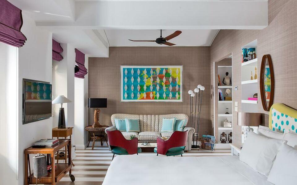 Capri tiberio palace capri italie my boutique hotel for Boutique hotel capri