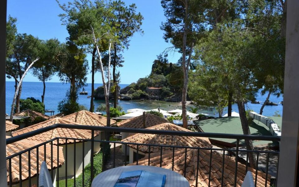 La Plage Resort A Design Boutique Hotel Taormina Italy