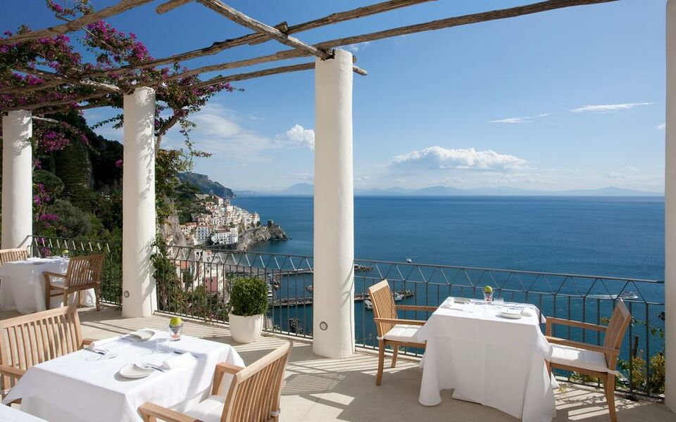 NH Collection Grand Hotel Convento di Amalfi, Amalfi (4)