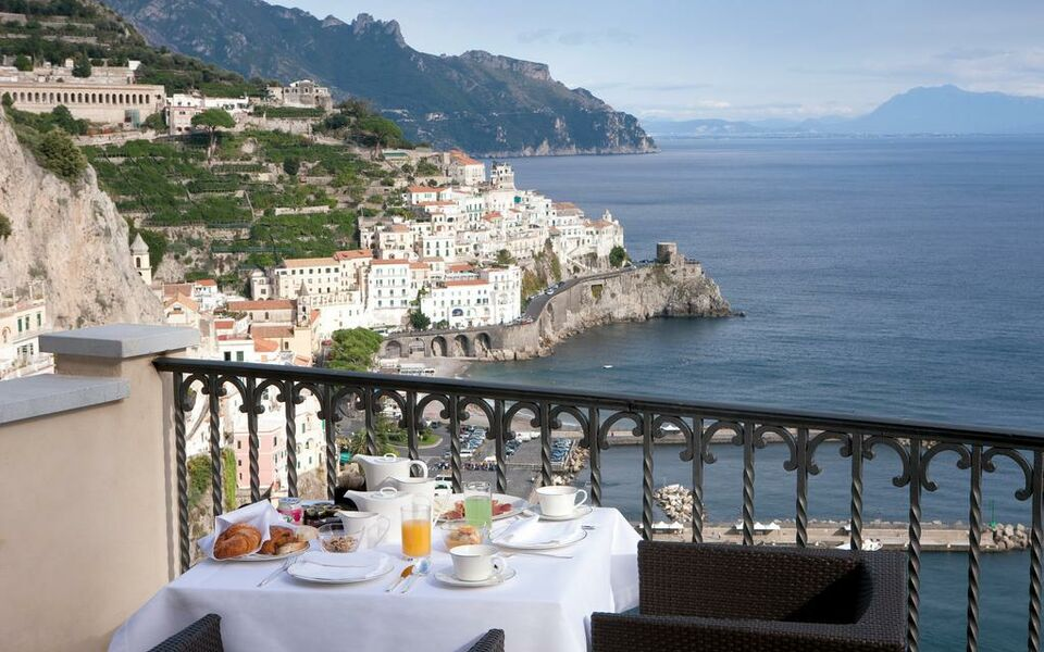 NH Collection Grand Hotel Convento di Amalfi, Amalfi (10)