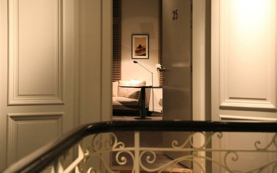 Hotel Julien, Antwerp, City center (7)