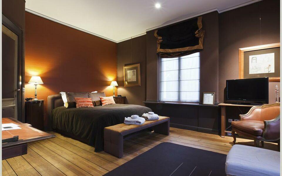 Hotel Le Tissu, Antwerp (1)