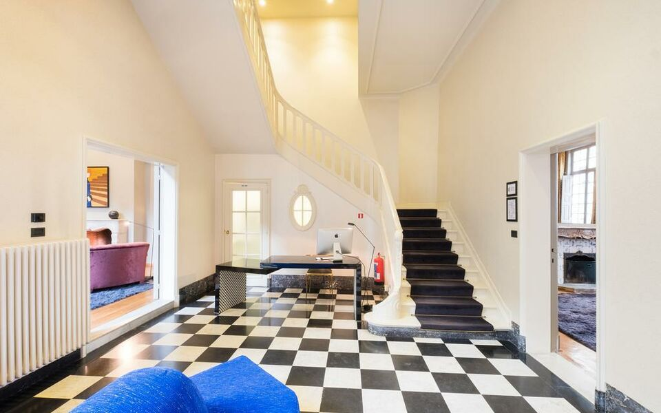 Small luxury boutique hotel de witte lelie a design for Small leading hotels
