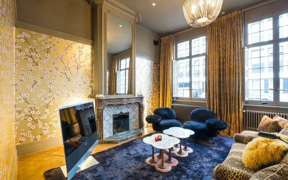 Small Luxury & Boutique Hotel De Witte Lelie, Antwerp (10)