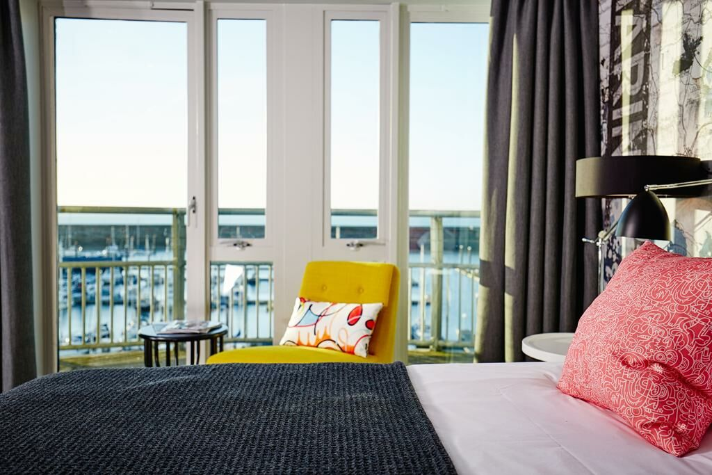 Malmaison brighton a design boutique hotel brighton for Best boutique hotels brighton