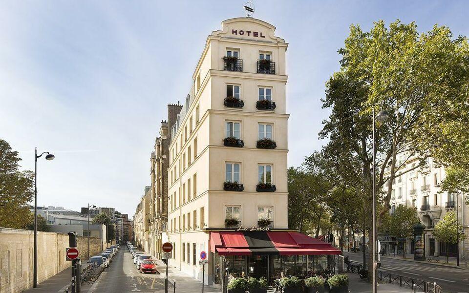 Hotel observatoire luxembourg parigi francia for Hotel paris x