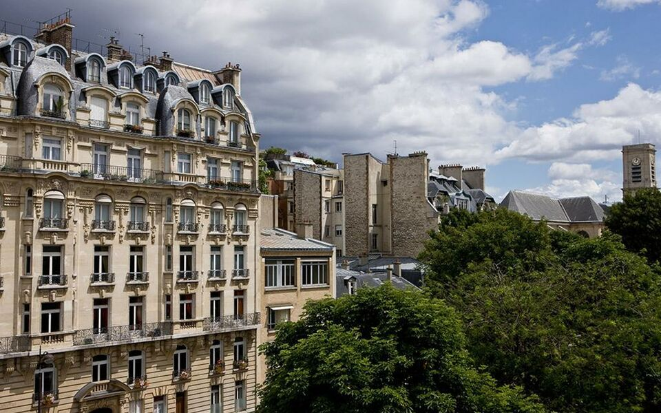Hotel observatoire luxembourg a design boutique hotel for Design hotels france
