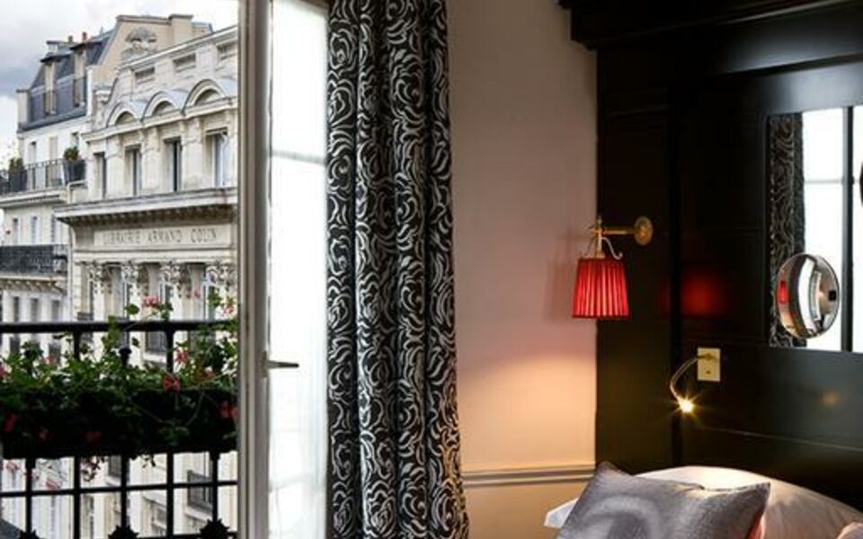 Hotel observatoire luxembourg a design boutique hotel for Design hotels in france