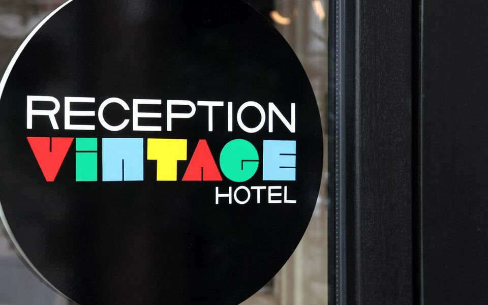 Vintage Hotel, Bruxelles, City Center (13)