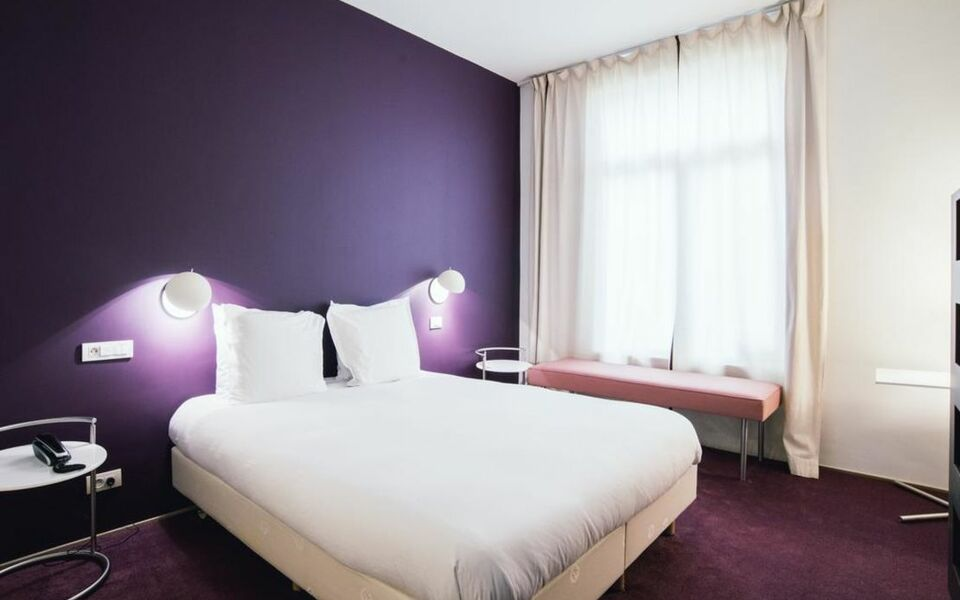 Hotel Cafe Pacific, Bruxelles, City Center (1)