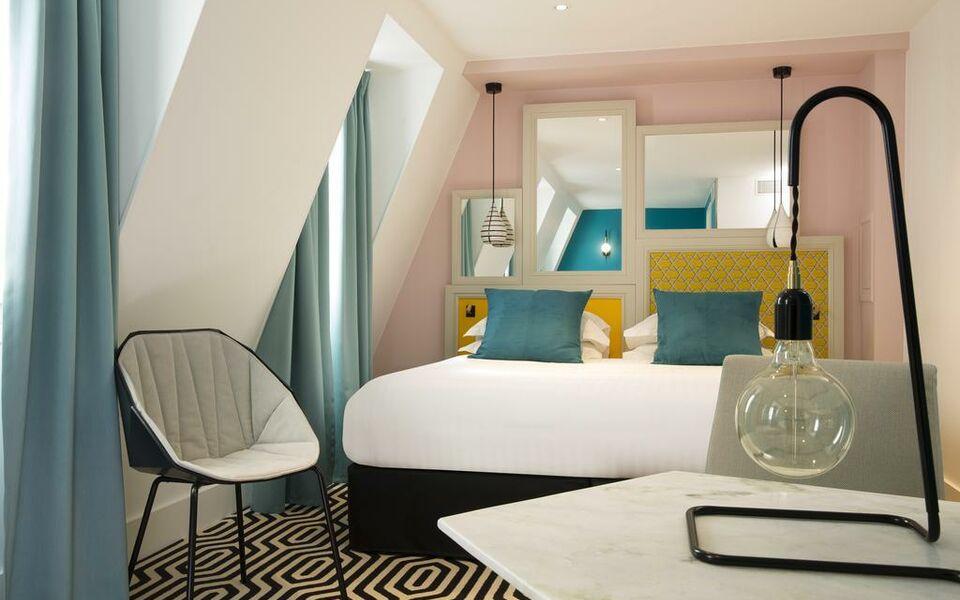 Hotel haussmann saint augustin paris france my for Boutique hotel 8eme