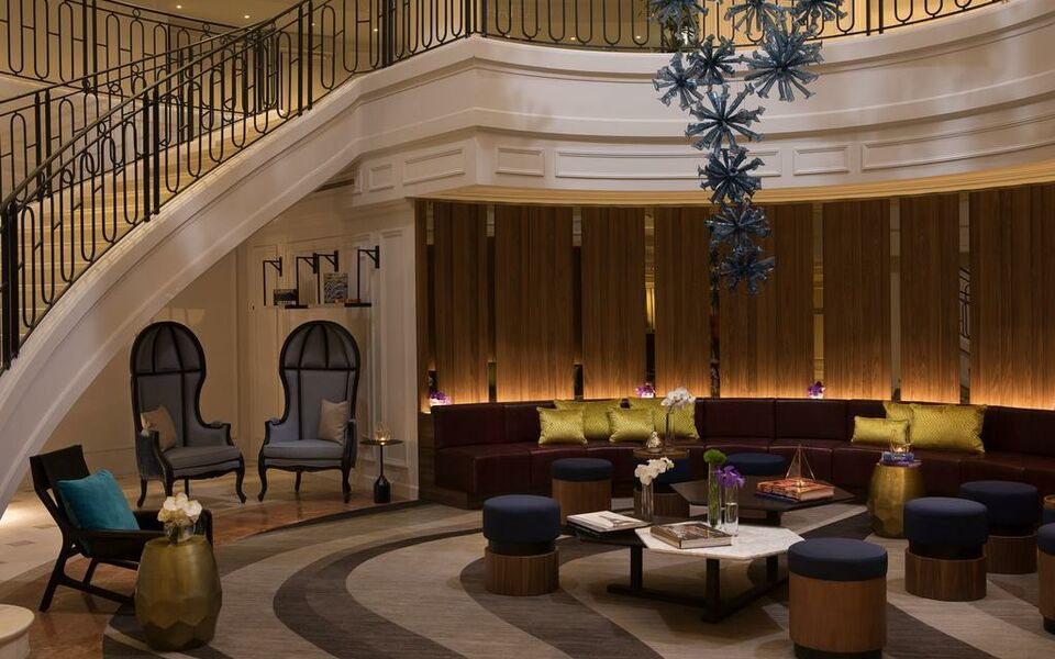 Renaissance Paris La Defense Hotel, A Marriott Luxury & Lifestyle Hotel, Puteaux (7)