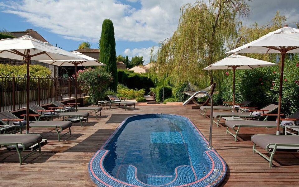 Le Mas Candille Hotel Restaurant Spa Mougins France