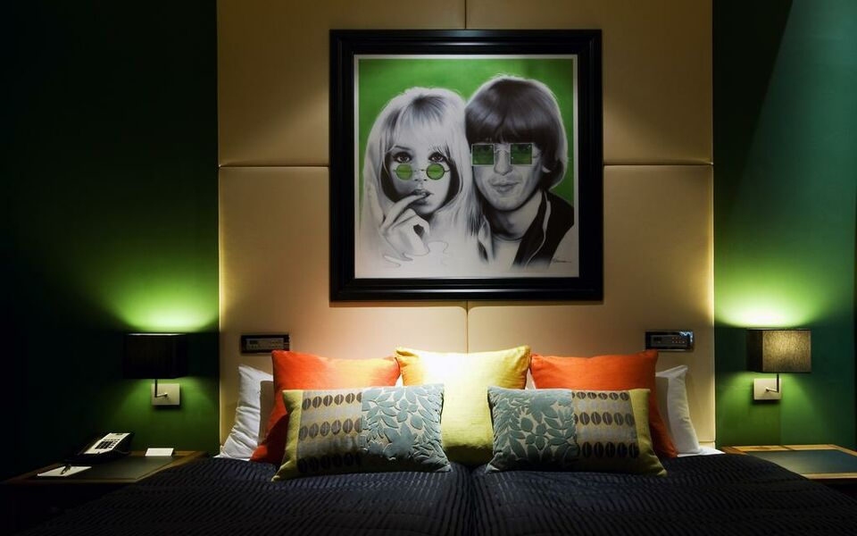Hard Days Night Hotel, Liverpool (1)