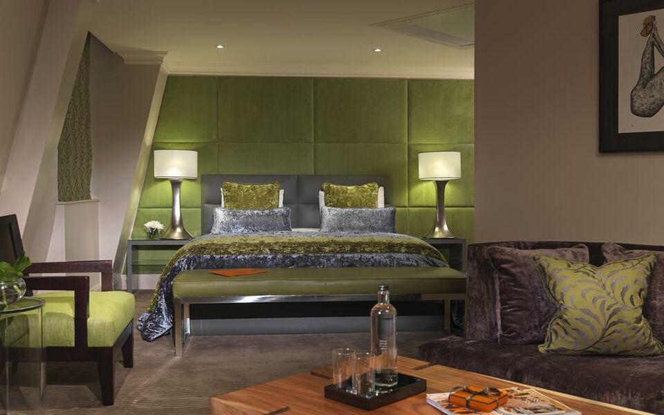 Radisson Blu Edwardian Mercer Street A Design Boutique Hotel London United Kingdom