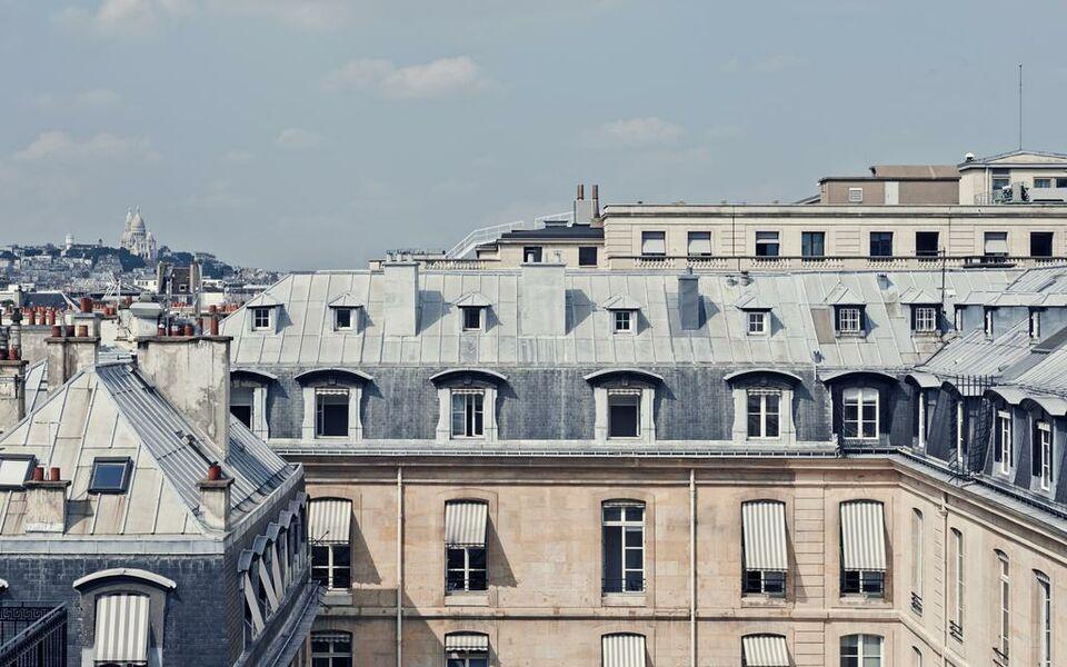 Grand h tel du palais royal a design boutique hotel paris france - Grand hotel palais royal ...