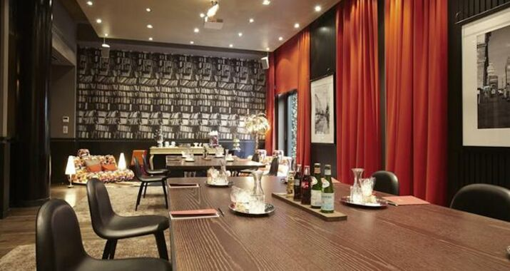 The george hamburg a design boutique hotel hamburg germany for George boutique hotel