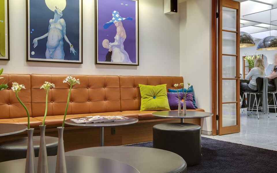 Best western hotel city a design boutique hotel for Top design hotels copenhagen