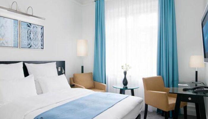 Scandic palace hotel copenhagen denmark for Design boutique hotels copenhagen