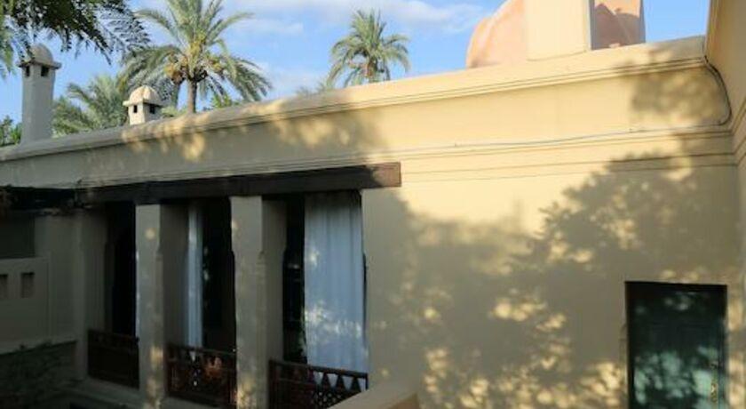 Outdoor Dusche Balkon : Les Deux Tours, Marrakech, Marokko