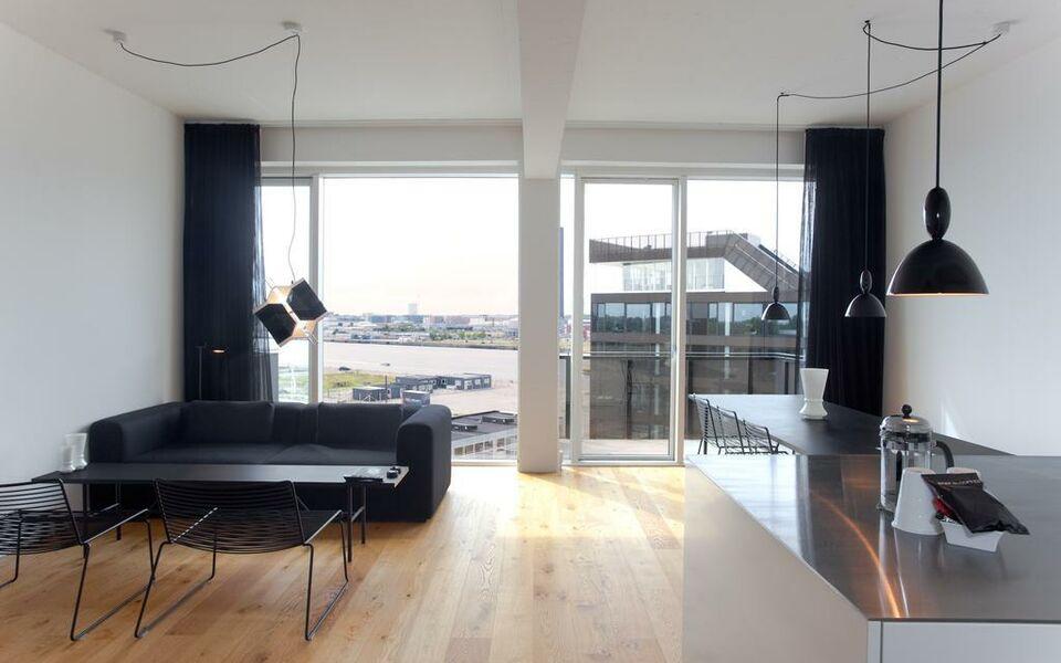 Stay apartments copenhagen kopenhagen d nemark for Design boutique hotels copenhagen