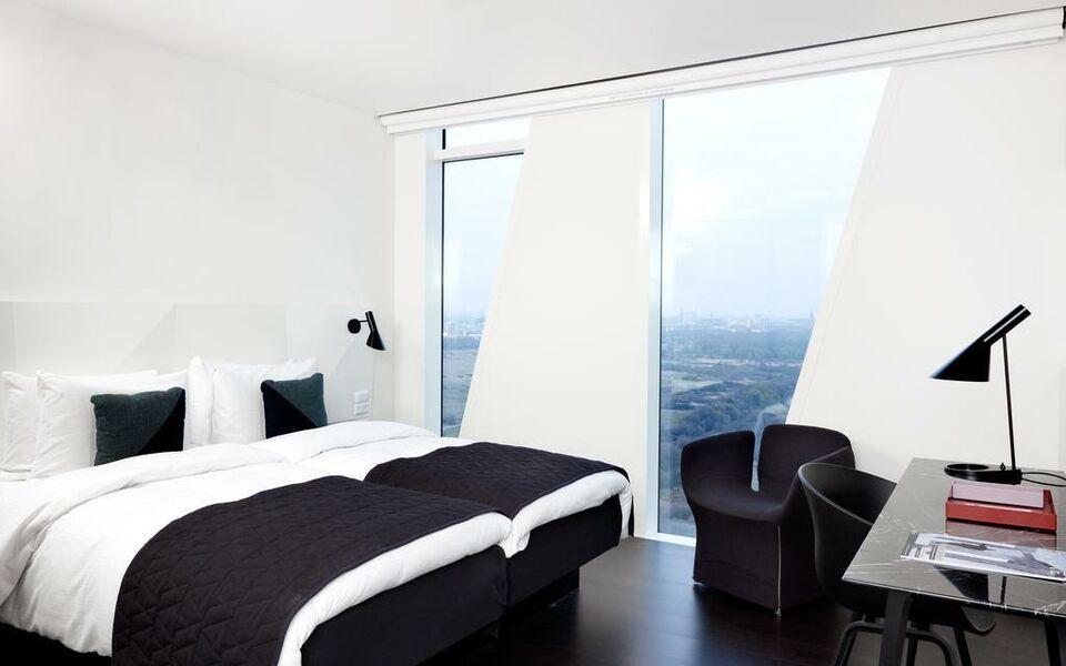 Ac hotel by marriott bella sky copenhagen kopenhagen for Design boutique hotels copenhagen