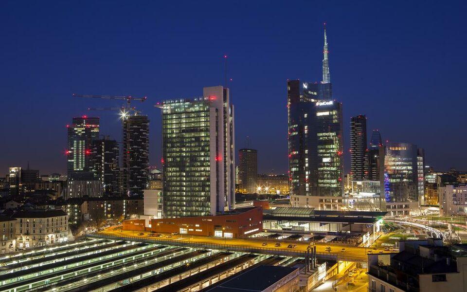 Hotel Milano Stazione Porta Garibaldi