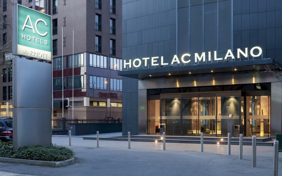 Ac hotel milano a marriott lifestyle hotel a design for Design hotel milano