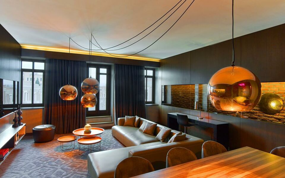 W istanbul special class a design boutique hotel for Decor hotel istanbul