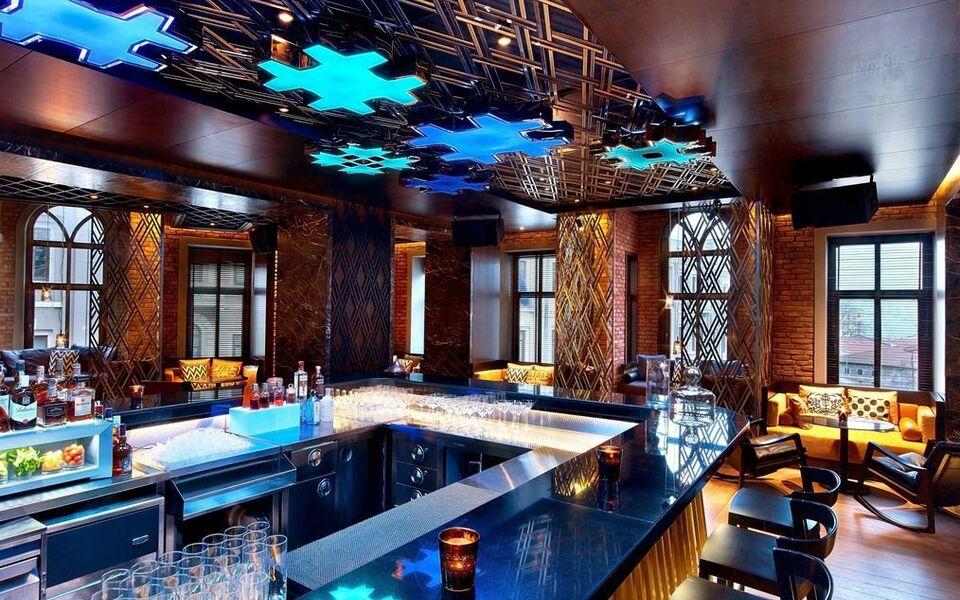 W istanbul hotel bosphorus istanbul t rkei for Dekor hotel laleli