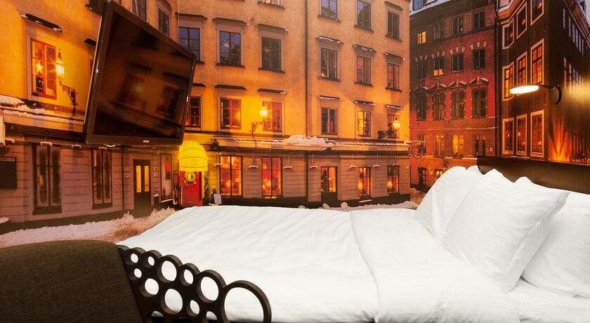Nordic c hotel a design boutique hotel stockholm sweden for Design boutique hotels stockholm