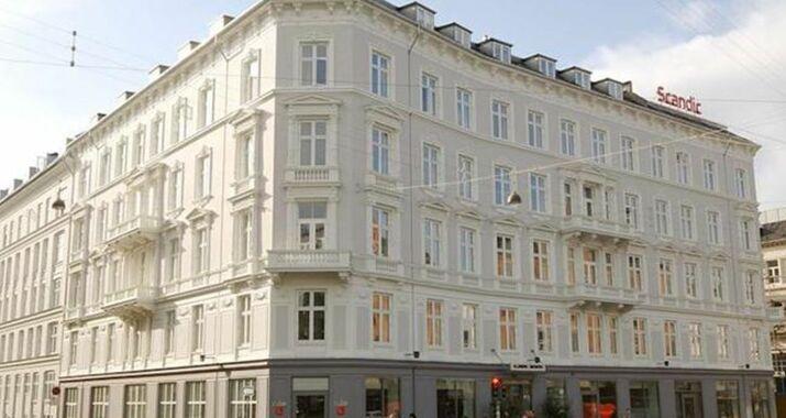 Scandic webers a design boutique hotel copenhagen denmark for Design boutique hotels copenhagen