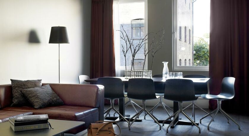 First hotel grims grenka a design boutique hotel oslo norway for Designhotel oslo