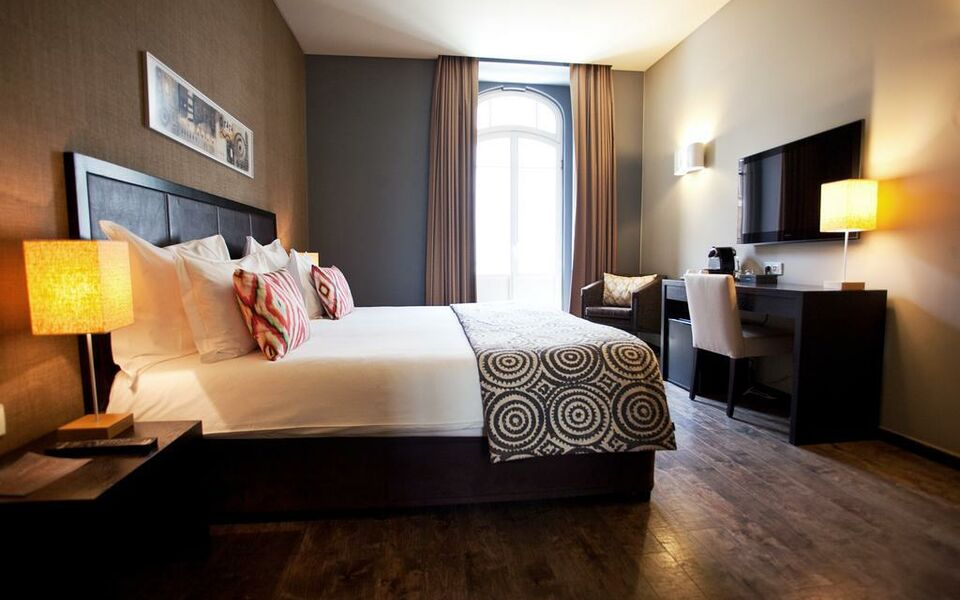 Internacional design hotel a design boutique hotel lisbon for Design boutique hotel lisbon