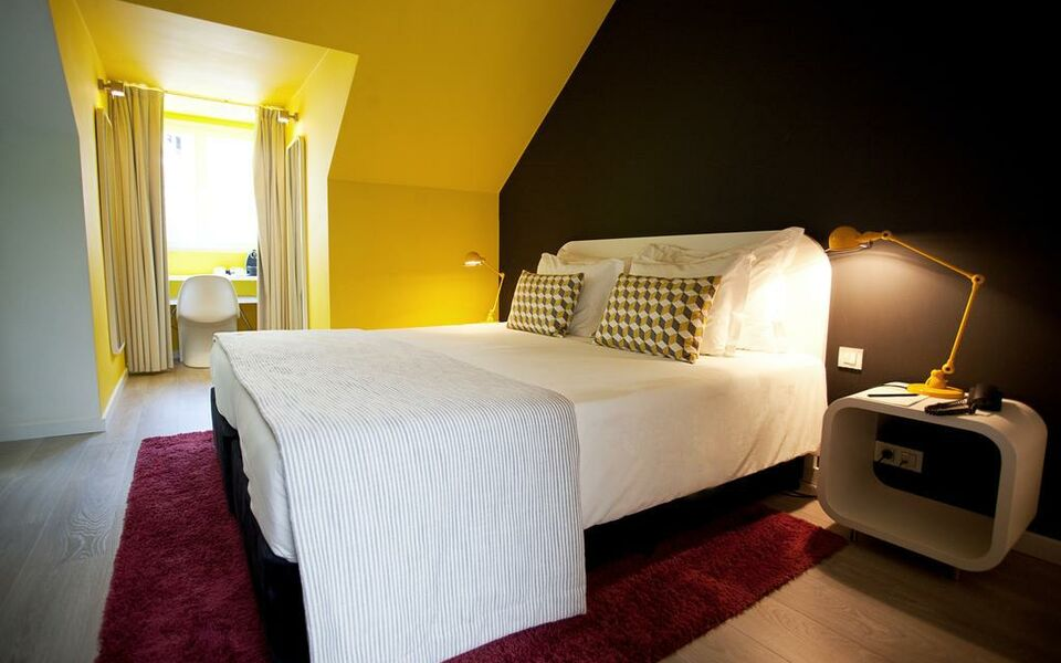 Internacional Design Hotel, Lisbon, City Center (8)