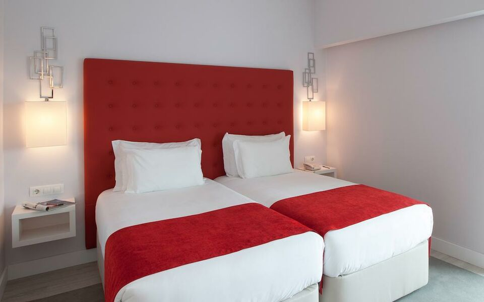 Lutecia Smart Design Hotel, Lisbon (4)